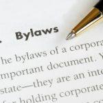 amend bylaws
