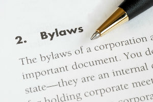 Amend bylaws or revise bylaws?