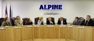 Alpine Utah School District Board