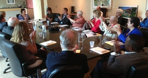 Rotary of Madison Board Meeting