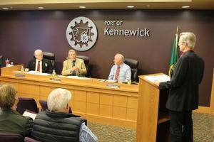 Port of Kennewick Commission Washington
