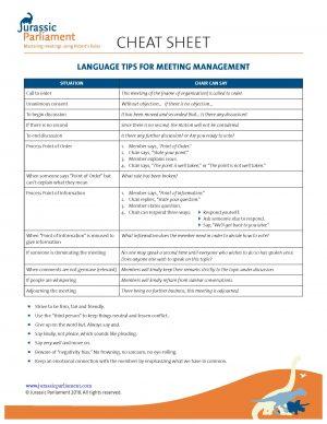 FRONT Language Tips