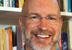 Photo of David Rumsey, past president of American Translators Association